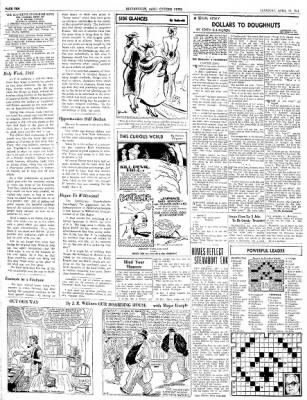 The Courier News from Blytheville, Arkansas on April 10, 1941 · Page 10
