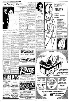 The Courier News from Blytheville, Arkansas on June 27, 1967 · Page 4