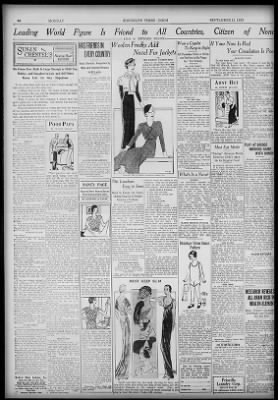 Times Union from Brooklyn, New York on September 12, 1932 · 16
