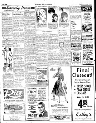 The Courier News from Blytheville, Arkansas on August 7, 1952 · Page 4