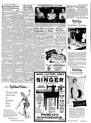 Logansport Pharos-Tribune from Logansport, Indiana on June 24, 1957 · Page 22