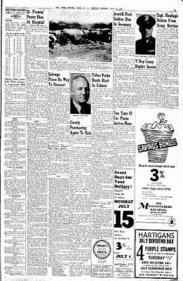 The Times Record from Troy, New York on July 8, 1957 · Page 13