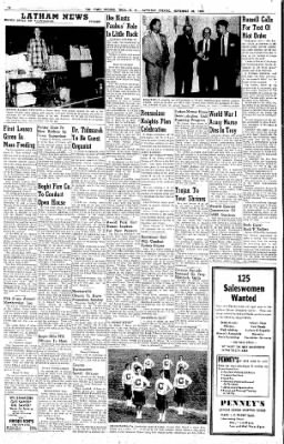 The Times Record from Troy, New York on September 28, 1957 · Page 10