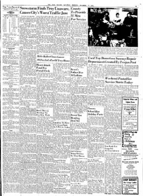 The Times Record from Troy, New York on December 15, 1951 · Page 13