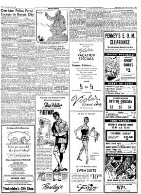 Logansport Pharos-Tribune from Logansport, Indiana on June 24, 1957 · Page 29
