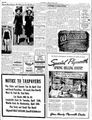 The Courier News from Blytheville, Arkansas on April 11, 1941 · Page 12