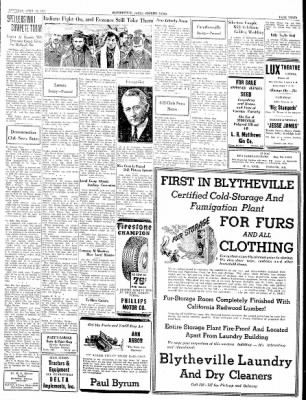 The Courier News from Blytheville, Arkansas on April 12, 1941 · Page 3