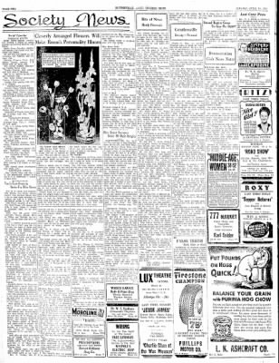 The Courier News from Blytheville, Arkansas on April 14, 1941 · Page 2
