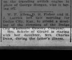 The Chanute Daily Tribune from Chanute, Kansas on February 25, 1916 on