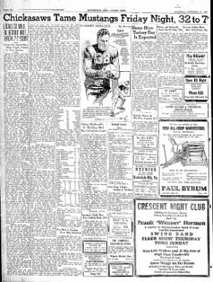 The Courier News from Blytheville, Arkansas on November 21, 1936 · Page 6