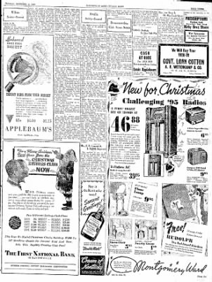 The Courier News from Blytheville, Arkansas on December 12, 1939 · Page 3