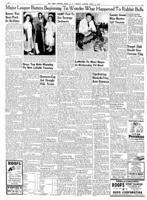 The Times Record from Troy, New York on April 7, 1952 · Page 16