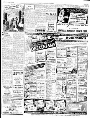 The Courier News from Blytheville, Arkansas on April 15, 1941 · Page 5