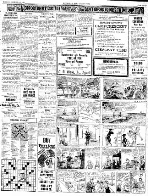 The Courier News from Blytheville, Arkansas on December 12, 1939 · Page 7