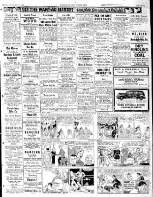 The Courier News from Blytheville, Arkansas on November 23, 1936 · Page 7