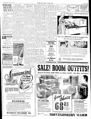 The Courier News from Blytheville, Arkansas on April 16, 1941 · Page 5