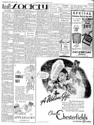 The Courier News from Blytheville, Arkansas on December 13, 1939 · Page 5