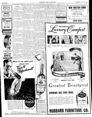 The Courier News from Blytheville, Arkansas on April 16, 1941 · Page 8
