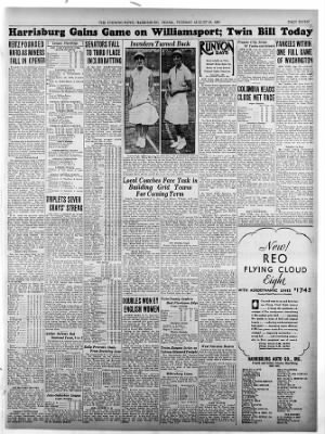 The Evening News from Harrisburg, Pennsylvania on August 25, 1931 · Page 7