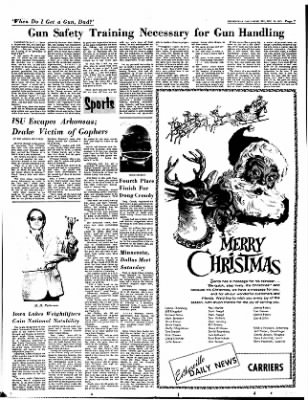 Estherville Daily News from Estherville, Iowa on December 24, 1971 · Page 7