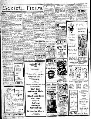 The Courier News from Blytheville, Arkansas on November 27, 1936 · Page 2