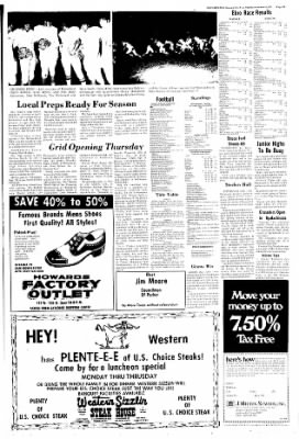 Panama City News-Herald from Panama City, Florida on September 9, 1973 · Page 13