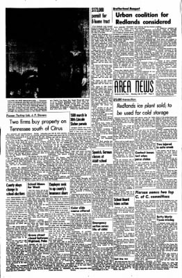 Redlands Daily Facts from Redlands, California on February 8, 1969 · Page 3