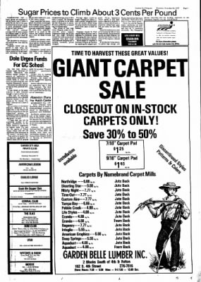 Garden City Telegram from Garden City, Kansas on November 10, 1977 · Page 9