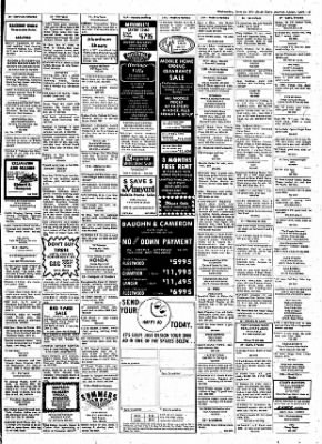 Ukiah Daily Journal from Ukiah, California on June 26, 1974 · Page 21