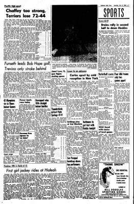 Redlands Daily Facts from Redlands, California on February 8, 1969 · Page 7