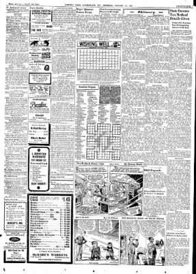 Cumberland Evening Times from Cumberland, Maryland on January 31, 1952 · Page 25