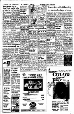 Redlands Daily Facts from Redlands, California on February 10, 1969 · Page 2