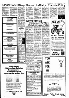 Garden City Telegram from Garden City, Kansas on November 11, 1977 · Page 7