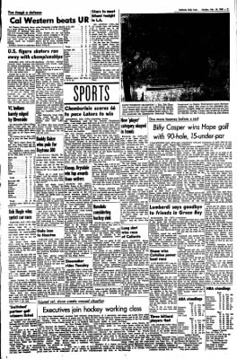 Redlands Daily Facts from Redlands, California on February 10, 1969 · Page 9