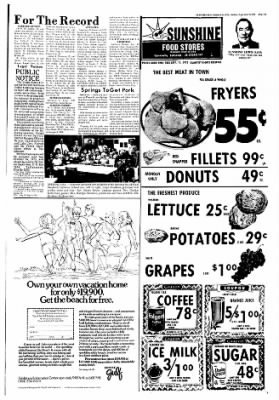 Panama City News-Herald from Panama City, Florida on September 9, 1973 · Page 39