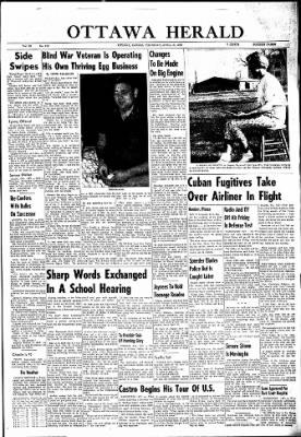The Ottawa Herald from Ottawa, Kansas on April 16, 1959 · Page 1