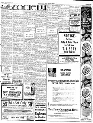 The Courier News from Blytheville, Arkansas on December 15, 1939 · Page 3