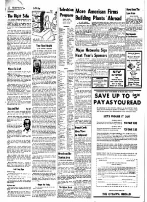 The Ottawa Herald from Ottawa, Kansas on April 16, 1959 · Page 4
