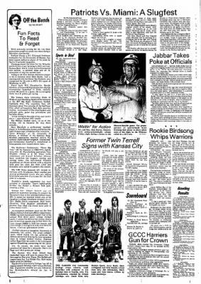 Garden City Telegram from Garden City, Kansas on November 12, 1977 · Page 12