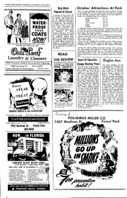 Forest Park Review from Forest Park, Illinois on October 7, 1970 · Page 7