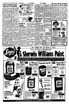 Redlands Daily Facts from Redlands, California on February 12, 1969 · Page 2
