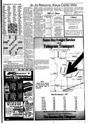 Garden City Telegram from Garden City, Kansas on November 12, 1977 · Page 13