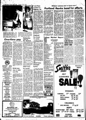 Ukiah Daily Journal from Ukiah, California on July 1, 1974 · Page 2