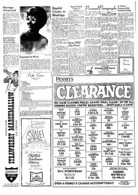 Garden City Telegram from Garden City, Kansas on July 24, 1963 · Page 6