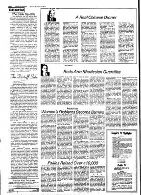 Garden City Telegram from Garden City, Kansas on November 14, 1977 · Page 4