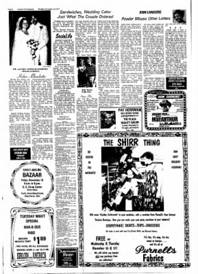 Garden City Telegram from Garden City, Kansas on November 14, 1977 · Page 6