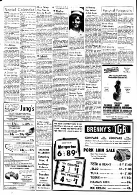 Carrol Daily Times Herald from Carroll, Iowa on November 1, 1967 · Page 4