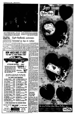 Redlands Daily Facts from Redlands, California on February 12, 1969 · Page 16