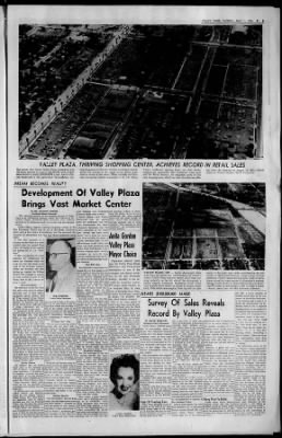 Valley Times from North Hollywood, California on May 1, 1956 · 5
