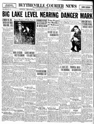 The Courier News from Blytheville, Arkansas on January 9, 1930 · Page 1